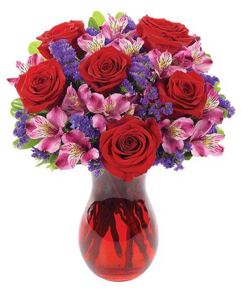 Fiori Per San Valentino.Consegna Fiori San Valentino A Firenze Rose Rosse E Fiori Misti